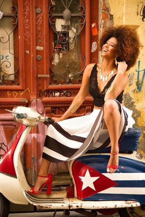 collection inspired cuban flowe - silviadoring | ello