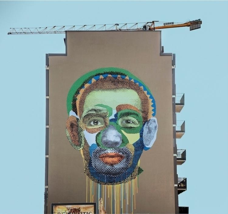 Street Art Berlin 2016 Kreuzber - sandromartini | ello