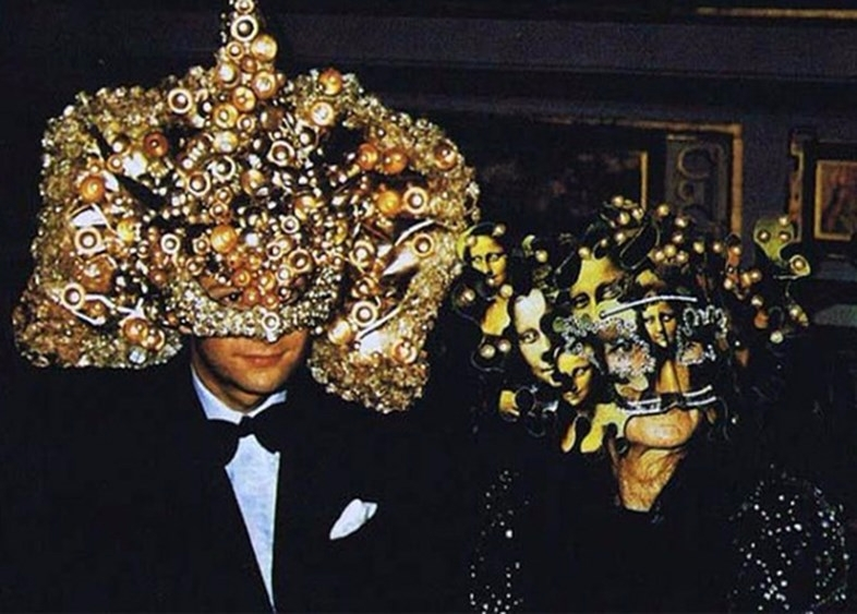 "Surrealist Ball 1972 ""Attendees - modernism_is_crap 