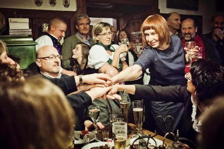 People birthday party. Rembran - thomasschaekelfotografie | ello