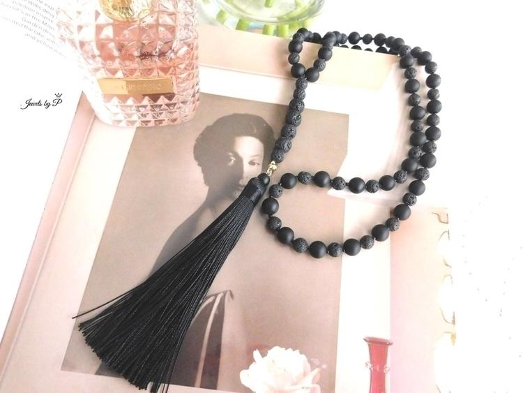 matteblack handmadejewelry hand - jewelsbyp | ello