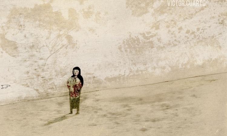 la chica en el desierto | girl  - victorgarciabernal | ello