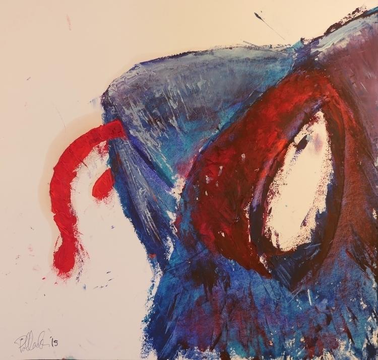 mixed medium art portfolio ecle - rmpollack   ello