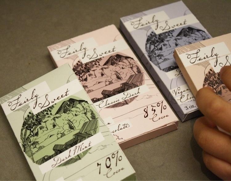 Sweet - branding fictional vega - jamyefontillas | ello