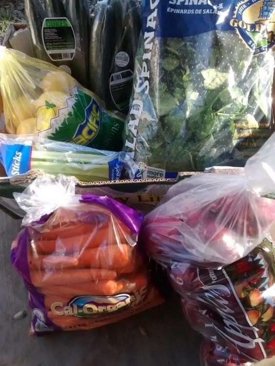 costco haul..... Kale, Ginger,  - meditation | ello