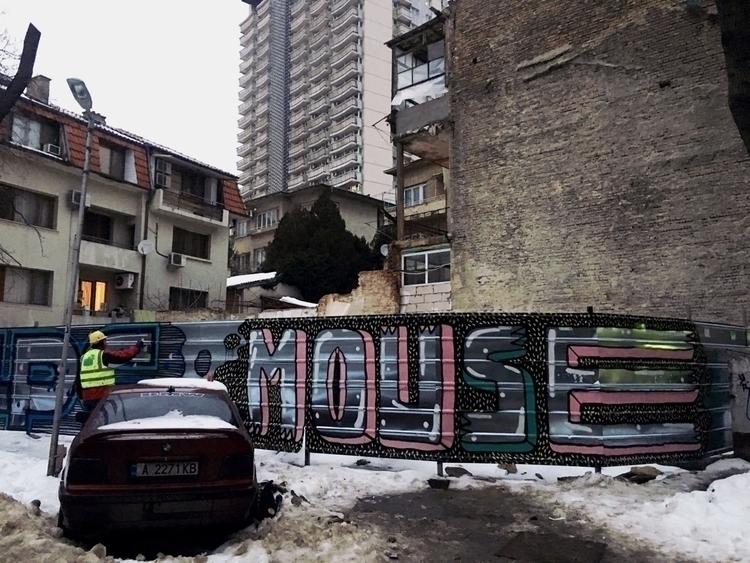 winter sessions graffiti urbana - viktoriageorgievamouse | ello