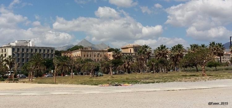 "Palermo ""Monte Cuccio - veduta  - giuseppefuser   ello"