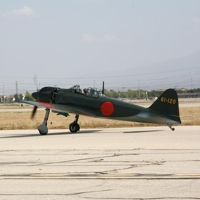 Mitsubishi A6M5 Fighter 61-120  - tearsinrain | ello