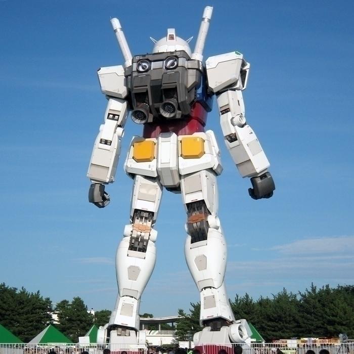 1/1 scale RX-78-2 Gundam Ver.G3 - tearsinrain | ello