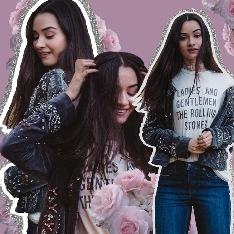 baby fashion collageart youth l - valheria123 | ello