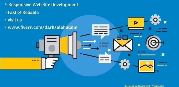 responsive website bootstrap ja - darksalahuddin | ello