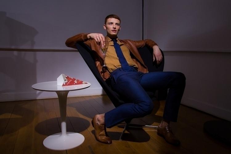 Fashion portrait Francesco Smal - flowimmersion   ello