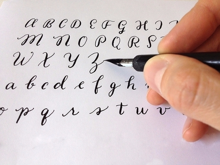 learn calligraphy? Good. Guide  - ellodiy | ello