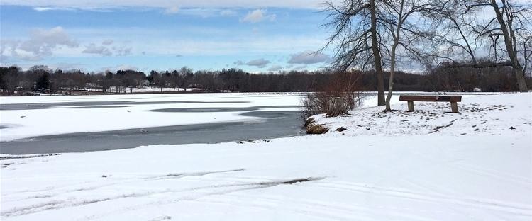 Winter Landscape ElloPhotograph - mwaage | ello