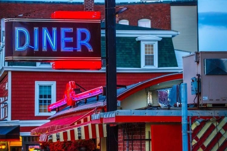 Boulevard Diner, Worcester, MA  - fjgaylor   ello
