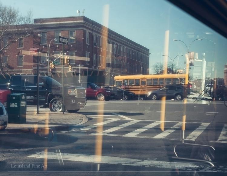 Photo riding bus. Bronx, York,  - wlotus | ello