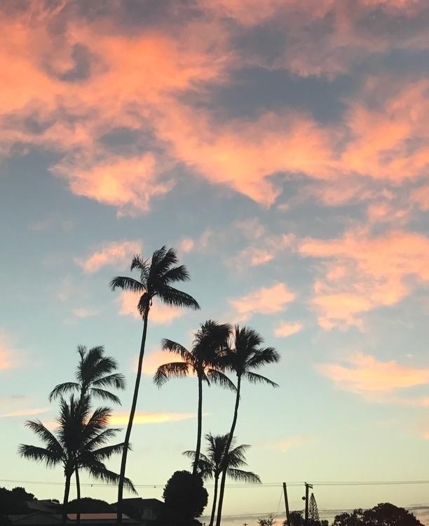 Hawaii sunrise - tsuruqo | ello