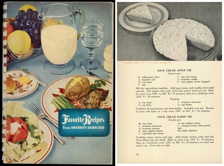 Favorite Recipes Dairyland#Sour - eudaemonius | ello