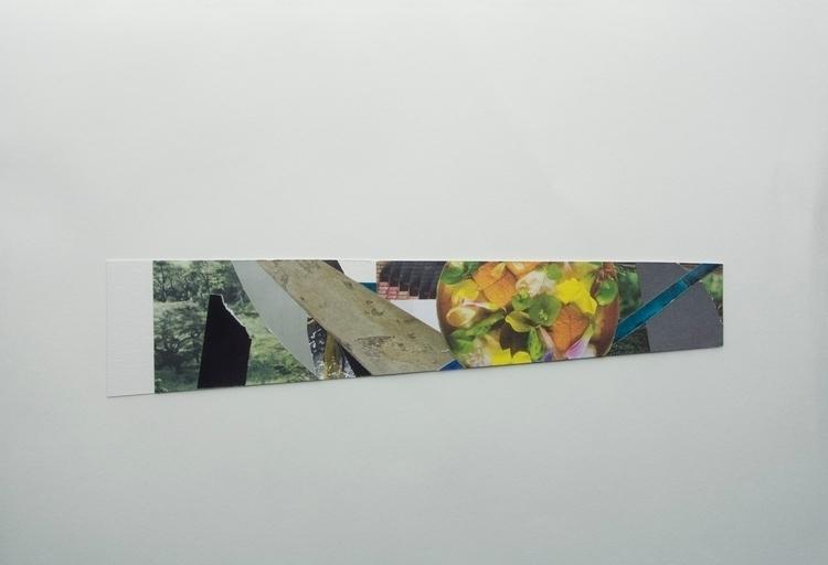 Slice Collage art abstract land - wrjenkinson | ello