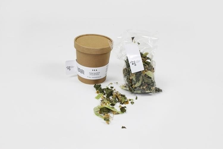 rhoeco - fine organic herbal te - wonceco | ello