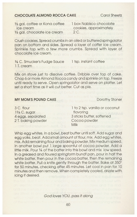 Chocolate Almond Rocca Cake, Po - eudaemonius | ello