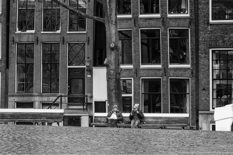 People Amsterdam streetphotogra - arnevanoosterom | ello