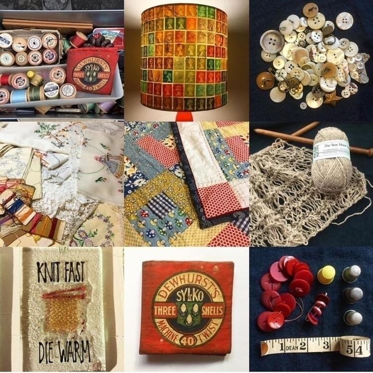 January. stitching February. ✂  - arnolds-attic | ello