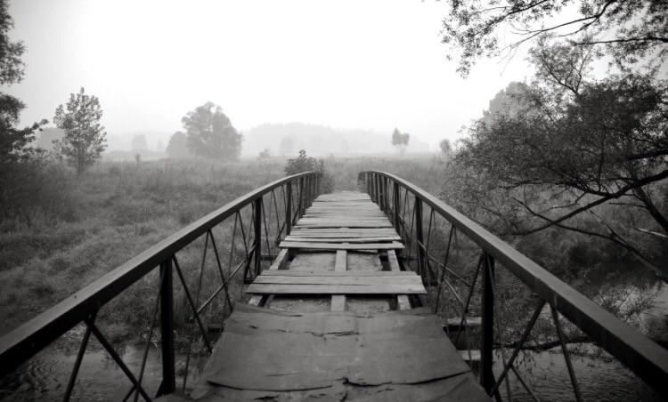 blackandwhite#photo#foggypictur - yomaira | ello