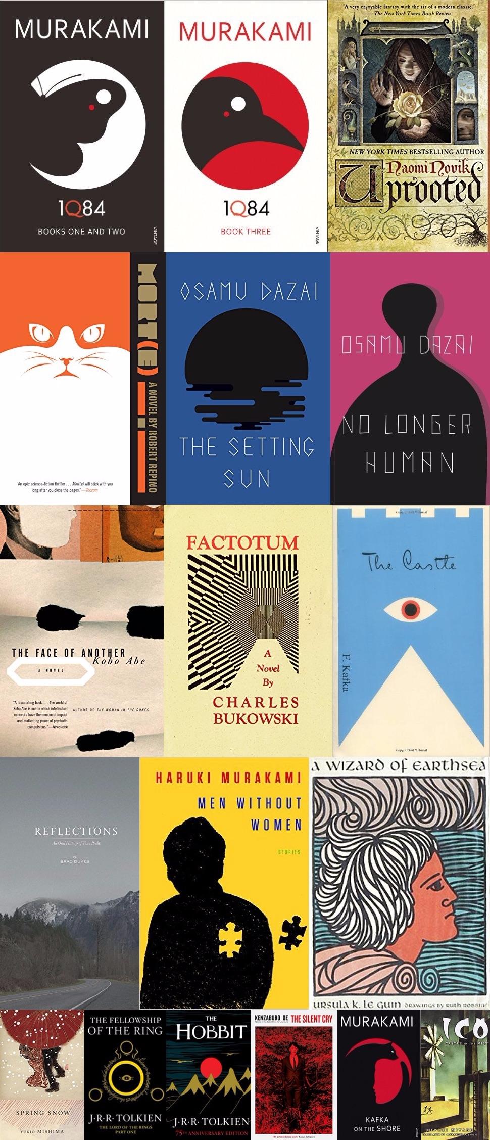 exploring analyzing book covers - brettchalupa | ello
