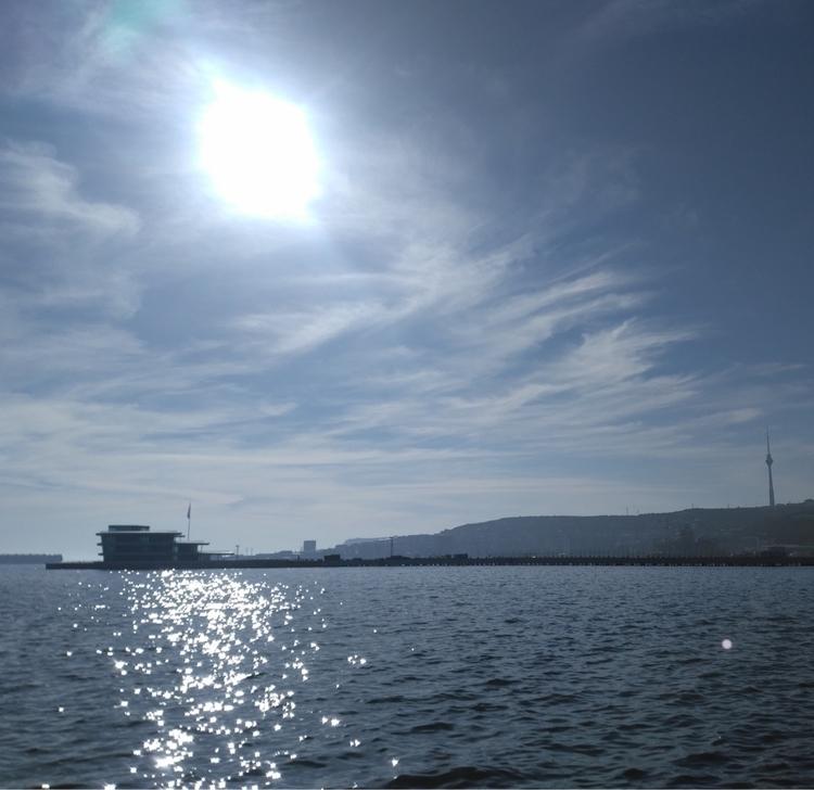 Caspian Harbour - jaydee-farshad | ello