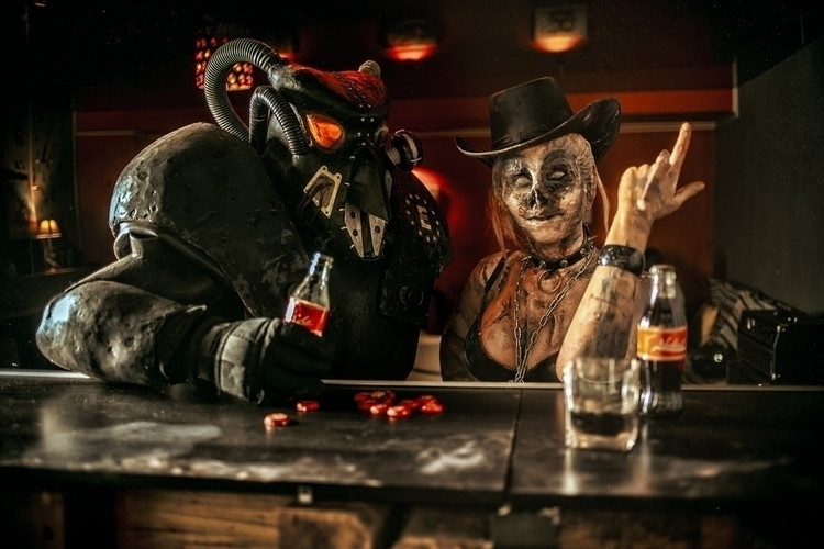 Fallout Vegas remember game?) c - jamesgoblin | ello