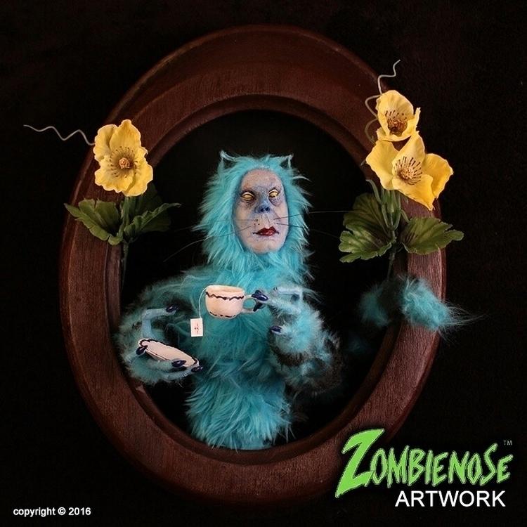 Scruffy Zombienose purchase-con - zombienose | ello