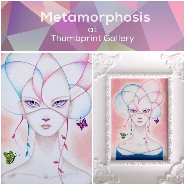 "dream Spring 🦋 Metamorphosis"" ~ - carolinaseth | ello"