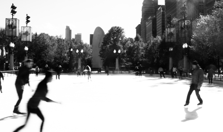 People skating, feeling charact - junwin   ello