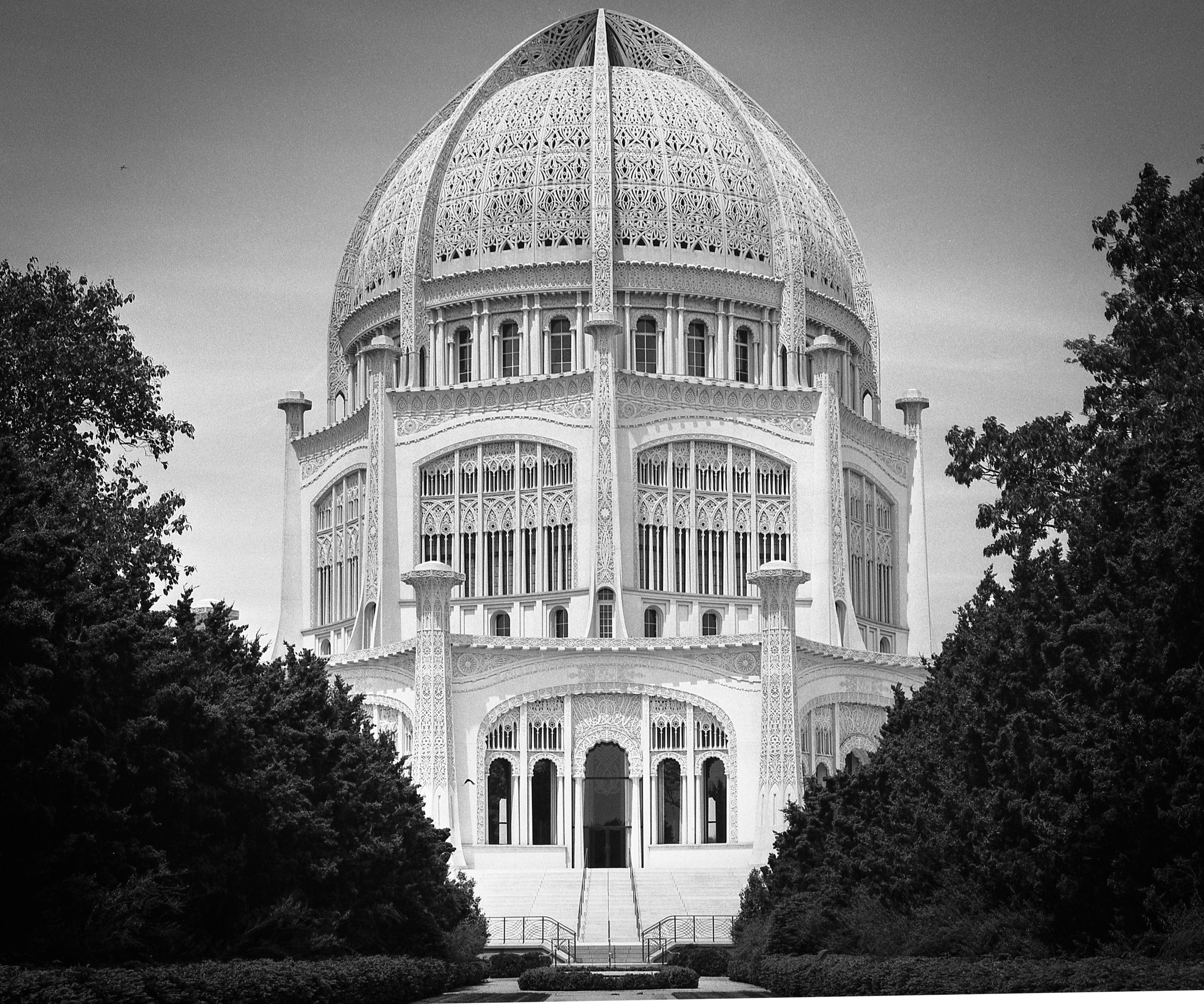 Bahá'í Temple - Experimental Fi - junwin   ello