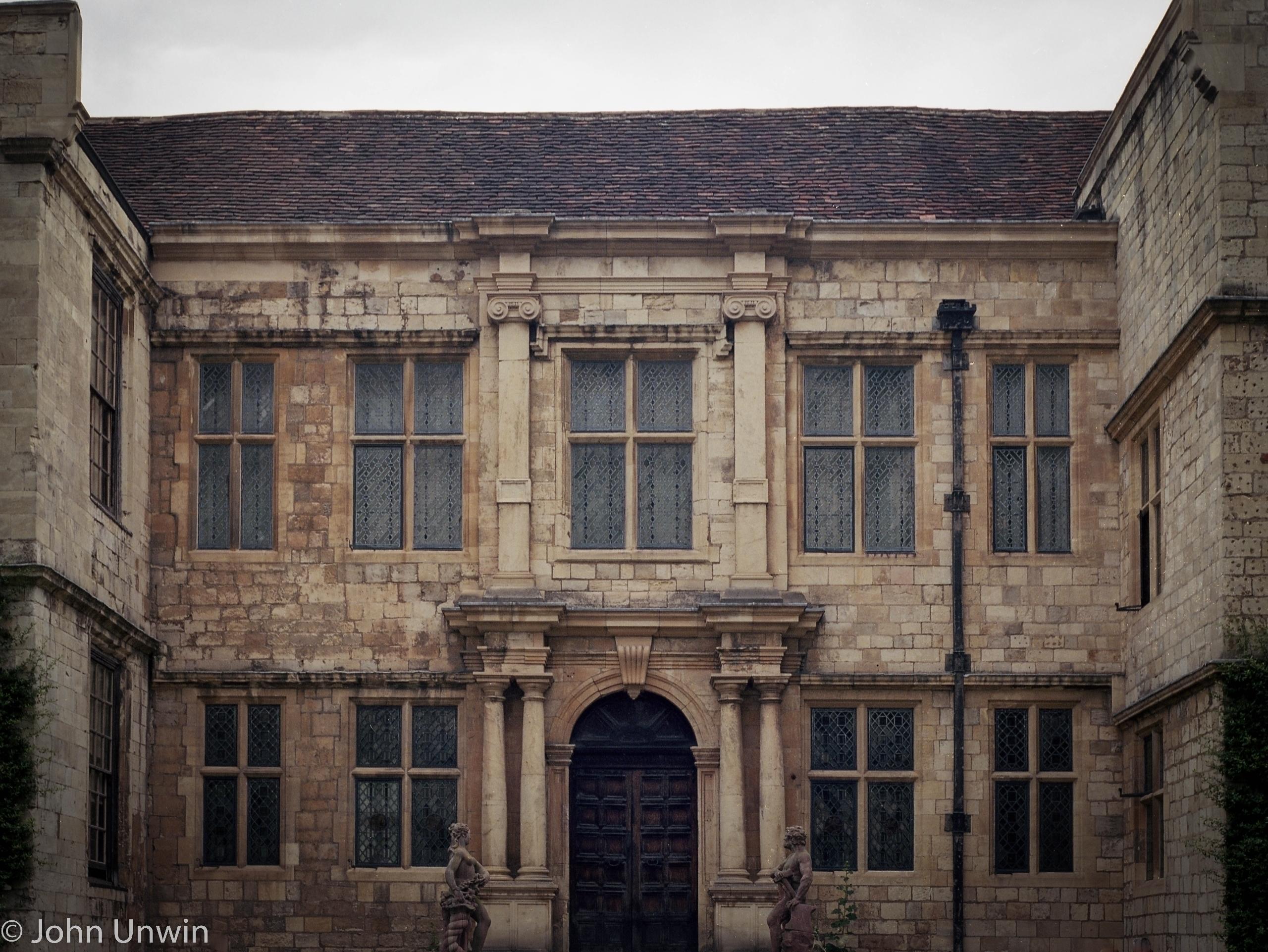 House - York built present form - junwin   ello