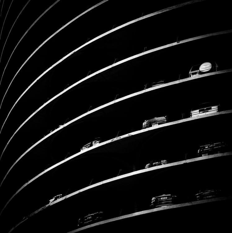 Marina City Car Parking mamiya  - junwin | ello