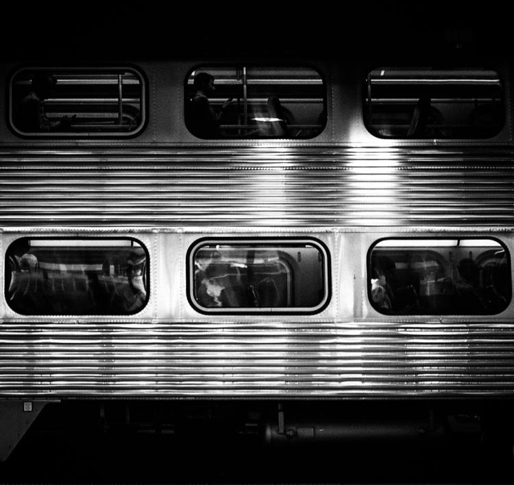 Evening train Chicago Union Sta - junwin | ello