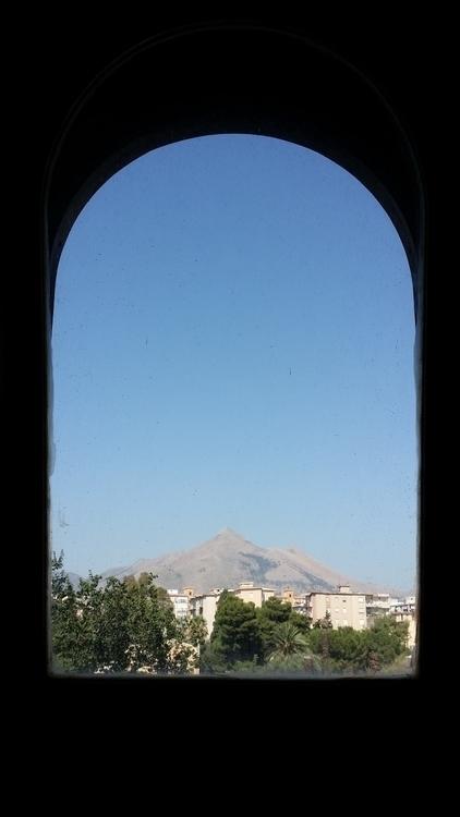 Palermo - Monte Cuccio vista da - giuseppefuser   ello