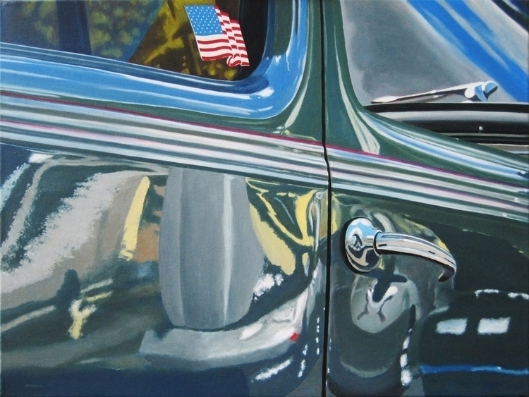 Dead Giveaway - Oil linen, 18 2 - bruce_mitchell | ello