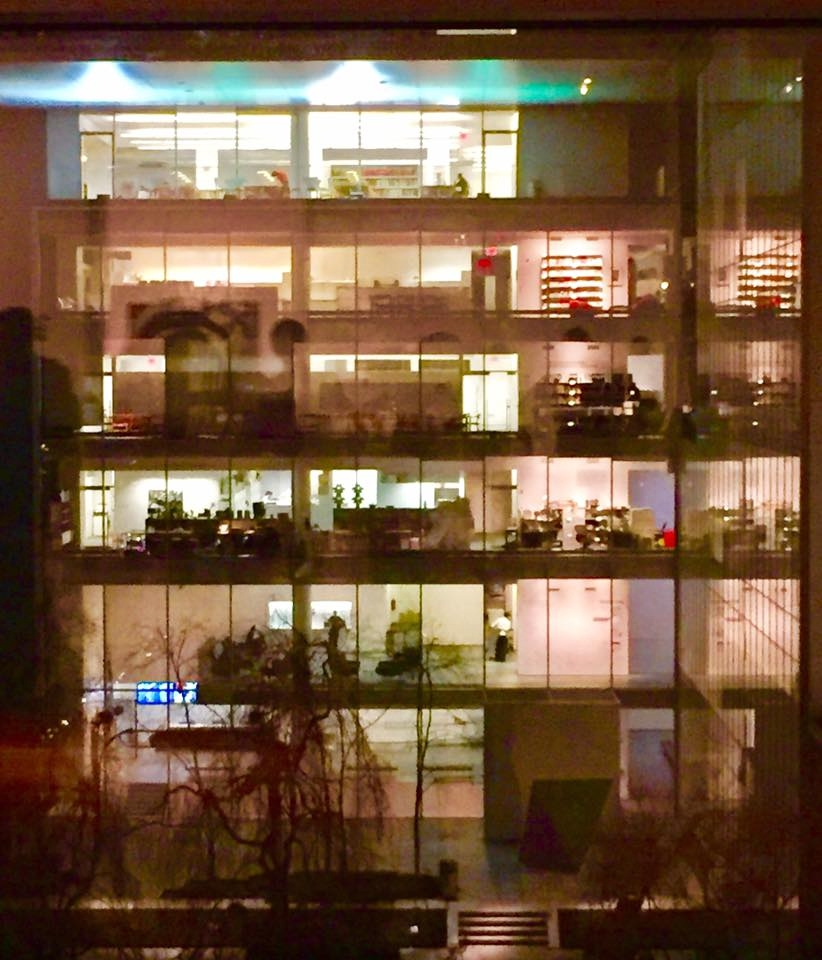 newyork architecture - justadecomposingorganism | ello