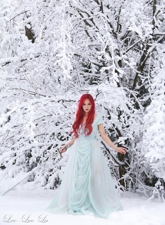 Snow Queen | - leeloola | ello