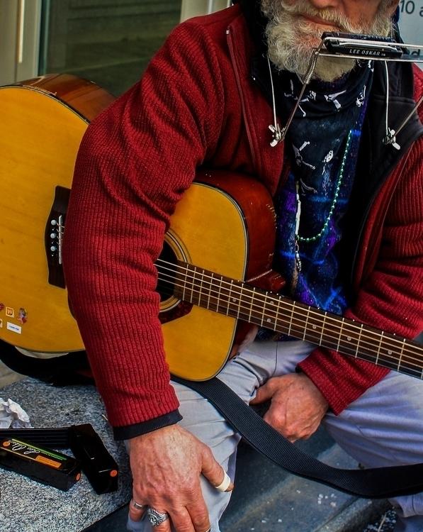 Guitar Man photography bdsdesig - bdsdesignco | ello