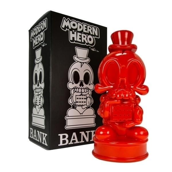 Modern Hero Bank - MAD Toy Desi - gavrieldiscordia | ello