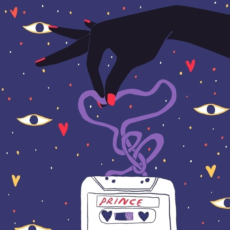 latest illustration Buzzfeed Ne - fitza11 | ello