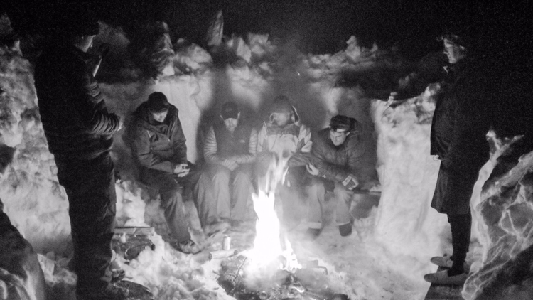 huttrip ski backcountry firesid - badchad   ello