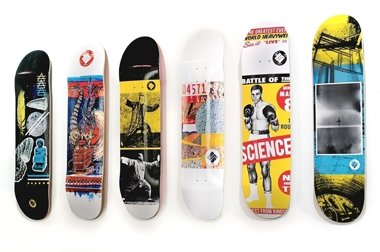 board graphics display Ten Year - scienceskateboards | ello