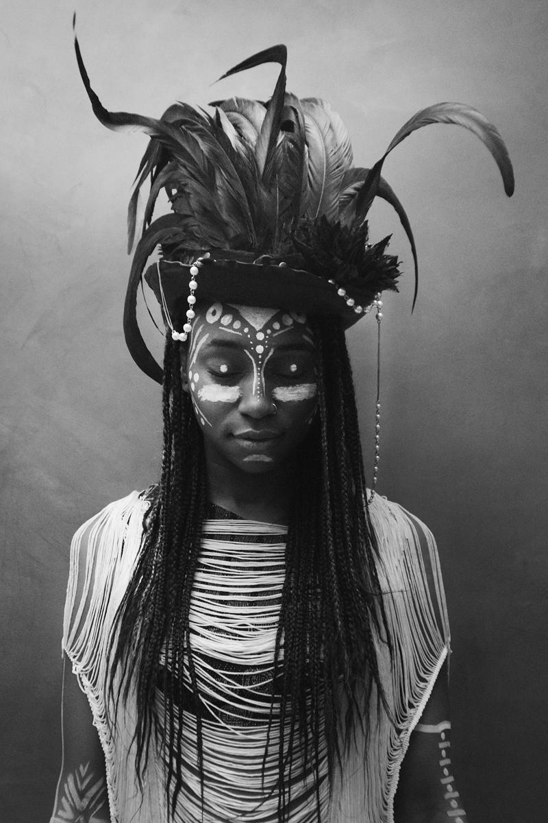 Photographer:Thai Ramar Model: - darkbeautymag   ello