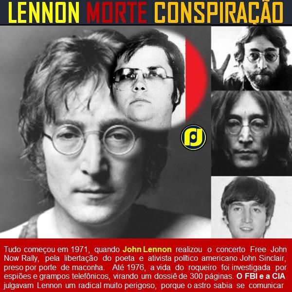 oblogdojf John Lennon sua Consp - jfhyppolito | ello