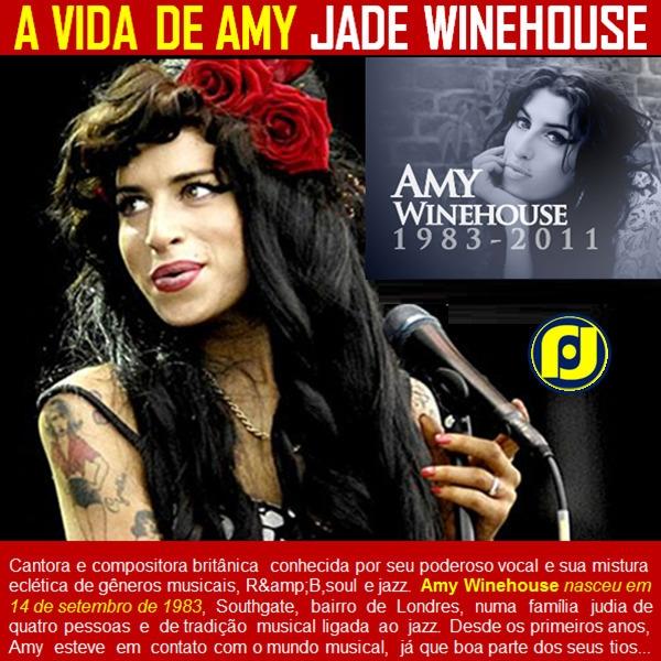 oblogdojf vida de Amy Jade Wine - jfhyppolito | ello